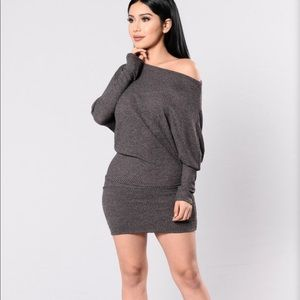 FASHION NOVA daylight savings dress